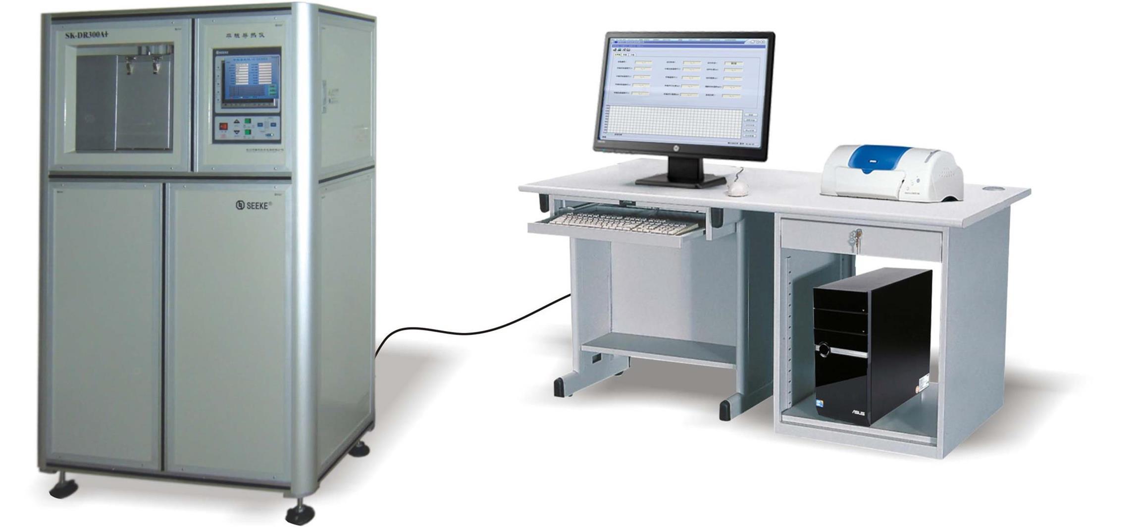 DR300/600型平板导热仪