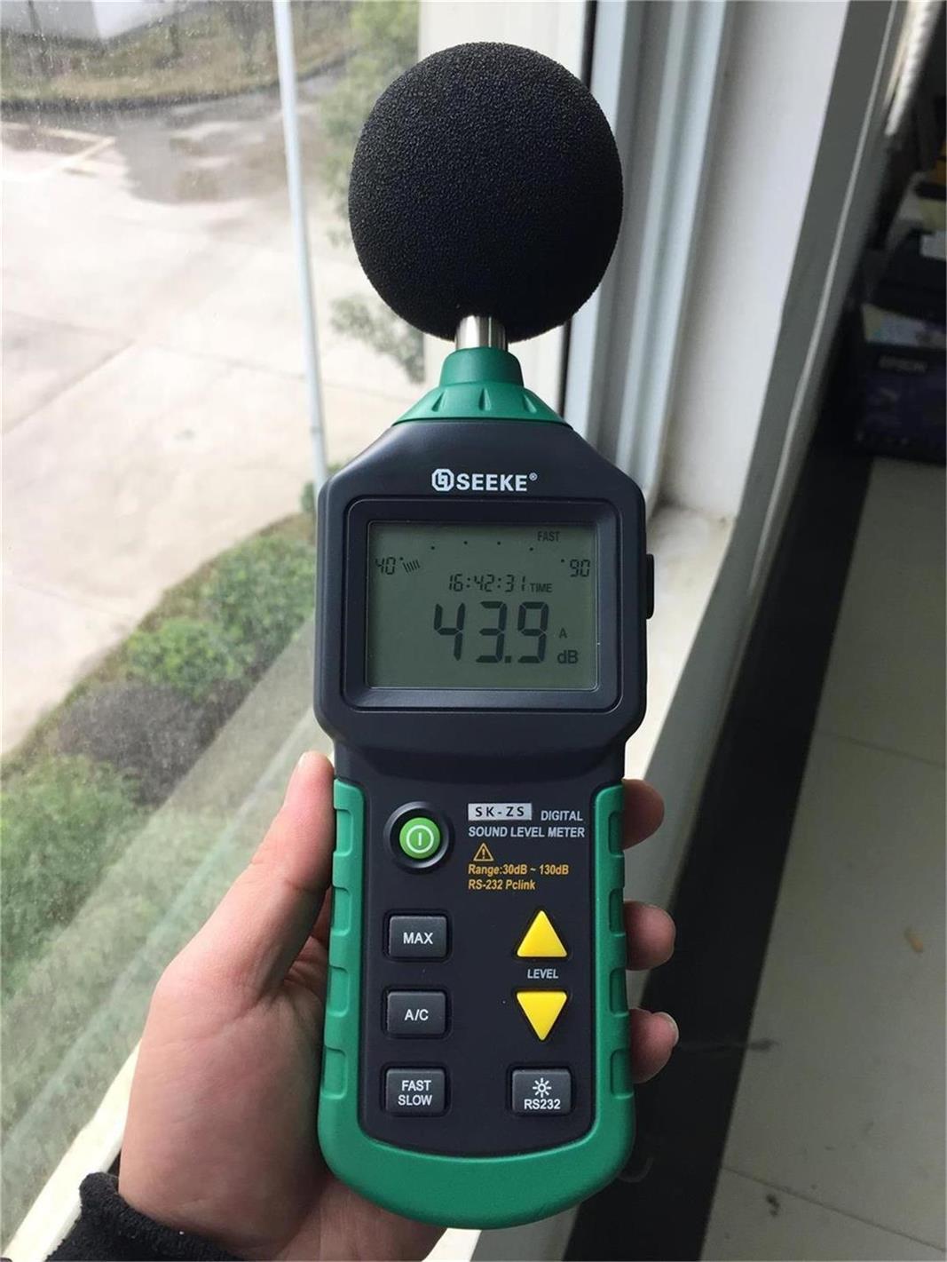 SK-ZS型精密脉冲声级计