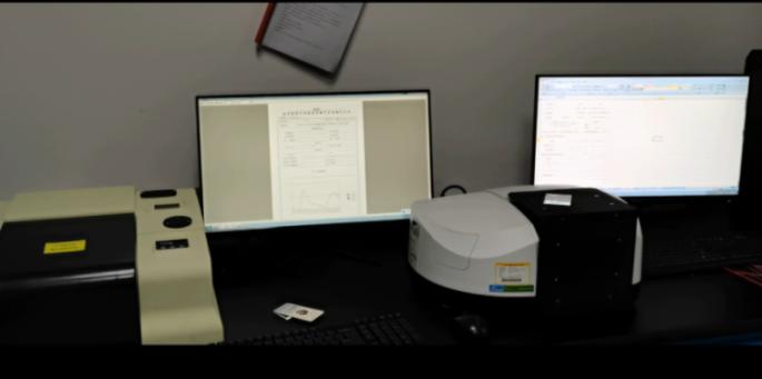 SK-FTIR-600型傅里叶变换红外光谱仪与PE傅里叶变换红外光谱仪实验数据对比
